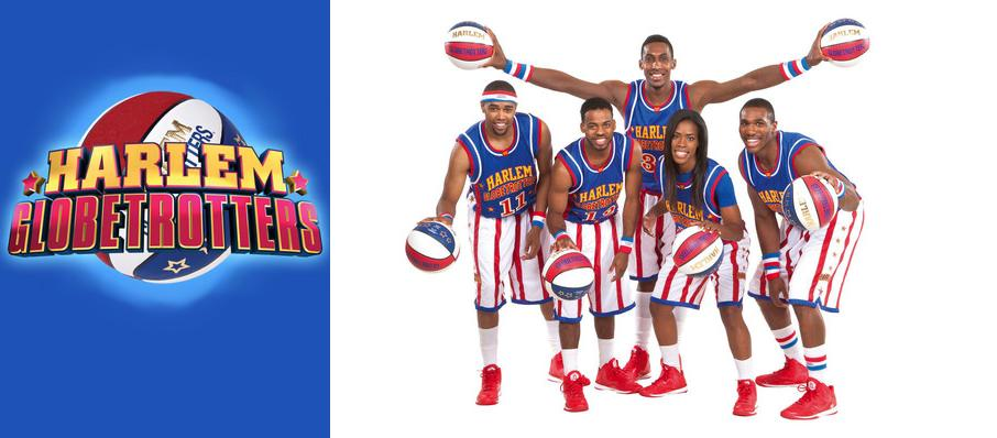 The Harlem Globetrotters at Huntington Center
