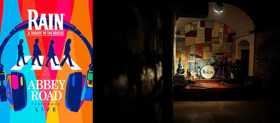 Rain - A Tribute to the Beatles at Stranahan Theatre
