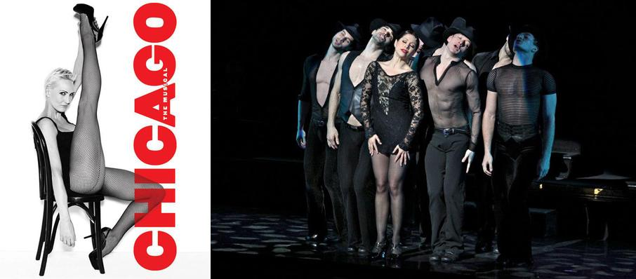 Chicago - The Musical at Valentine Theatre