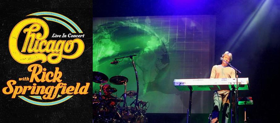 Chicago - The Band at Toledo Zoo Amphitheatre