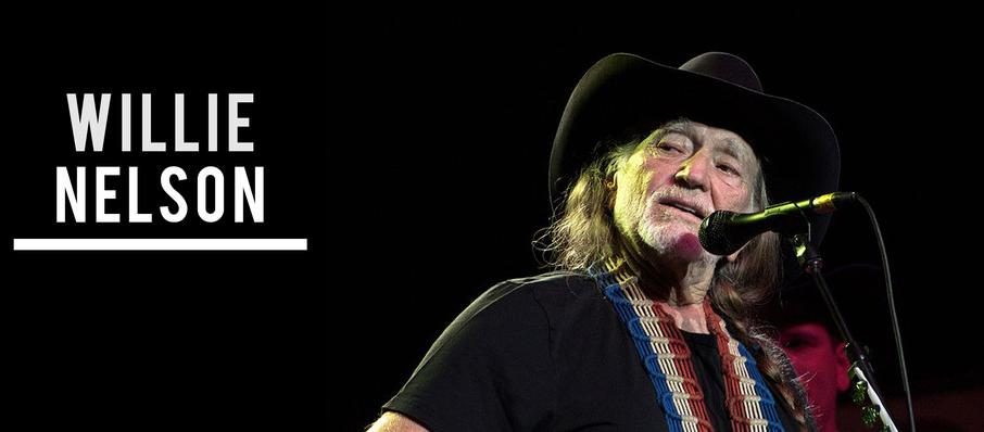 Willie Nelson at Huntington Center