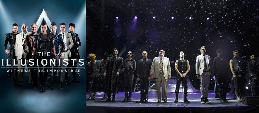 The Illusionists at Stranahan Theatre