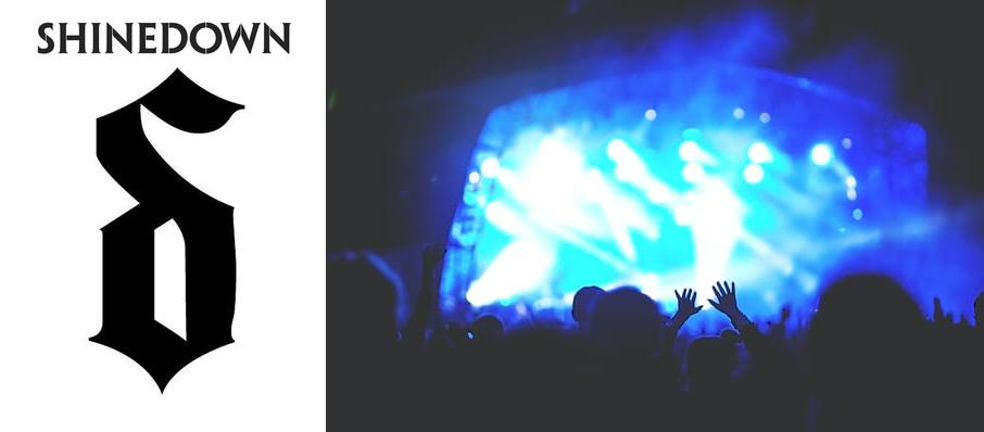 Shinedown at Huntington Center