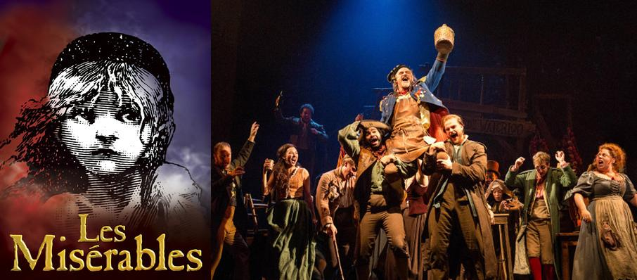 Les Miserables at Stranahan Theatre