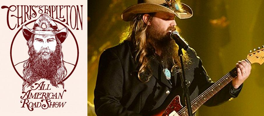 Chris Stapleton at Huntington Center