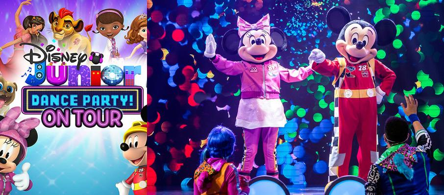 Disney Junior Live: Dance Party at Stranahan Theatre