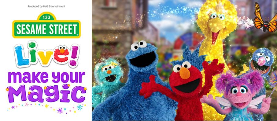 Sesame Street Live - Make Your Magic at Seagate Center