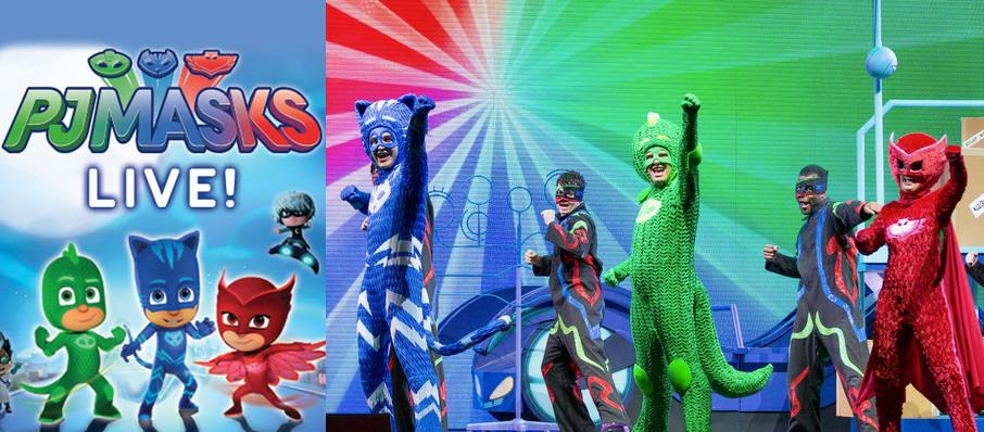 PJ Masks Live at Stranahan Theatre