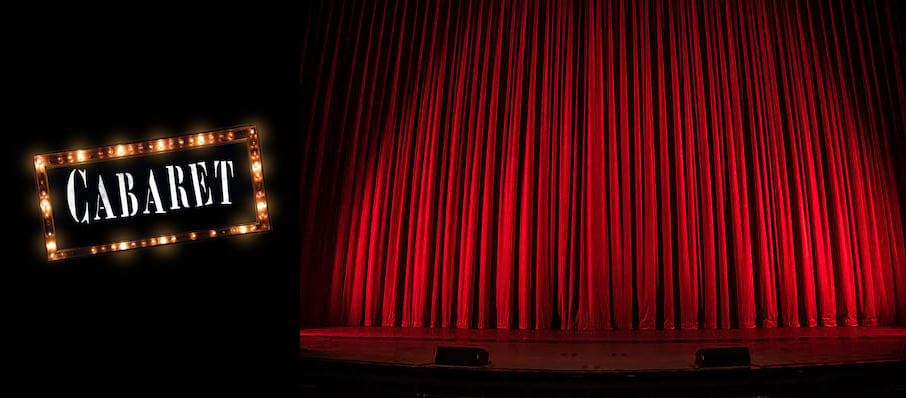 Cabaret at Croswell Opera House