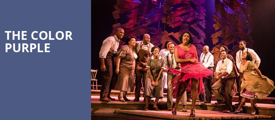The Color Purple, Valentine Theatre, Toledo