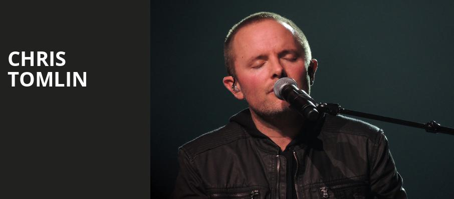 Chris Tomlin, Huntington Center, Toledo