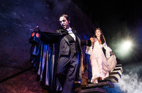 Phantom Of The Opera, Stranahan Theatre, Toledo