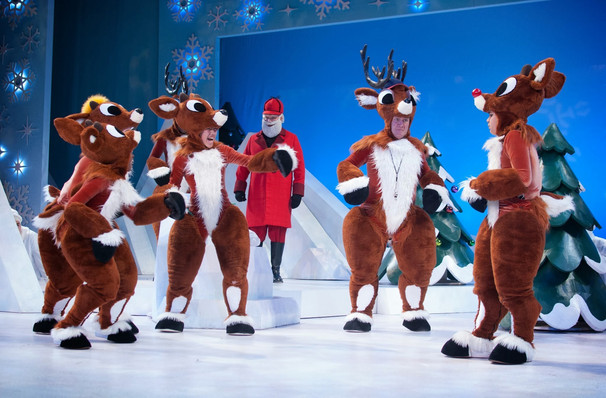 Rudolph the Red Nosed Reindeer, Stranahan Theatre, Toledo