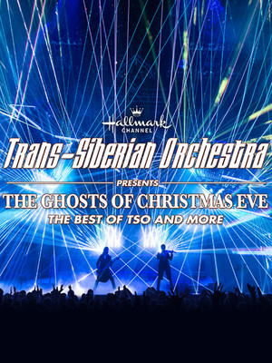 Trans siberian Orchestra The Ghosts Of Christmas Eve, Huntington Center, Toledo